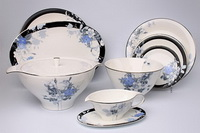 Сервиз столовый 23предмета на 6персон.Наоми.Royal Bone China(8905/23002)